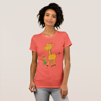 giraffe fun day T-Shirt