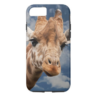 Giraffe  Funny Facial Expression I Phone 6 Case