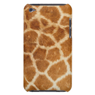 Giraffe Fur Print Barely There iPod Covers
