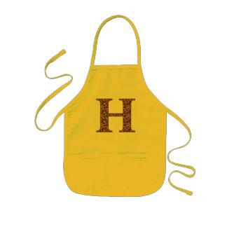 giraffe-h kids apron