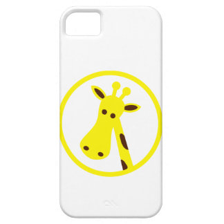 Giraffe Head Barely There iPhone 5 Case