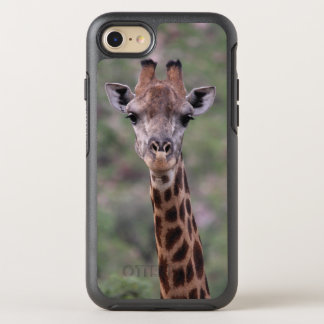 Giraffe Headshot OtterBox Symmetry iPhone 8/7 Case
