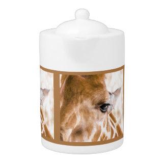 Giraffe Hello Teapot