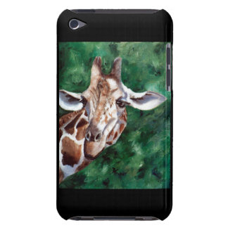 Giraffe I'm Up Here iPod Touch Cover