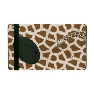 Giraffe iPad 2/3/4 Case with Kickstand iPad Case