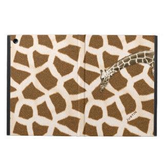 Giraffe iPad Air Case with Stand