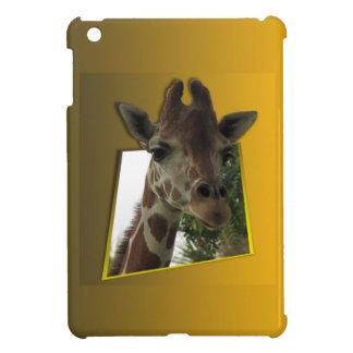 Giraffe iPad Mini Covers