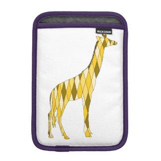 giraffe iPad mini sleeve