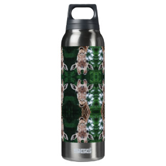 giraffe keildoscope bottle 0.5 litre insulated SIGG thermos water bottle