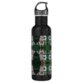giraffe keildoscope bottle 710 ml water bottle