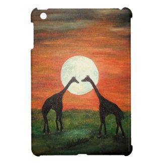 Giraffe Love    IPAD  MINI cute! iPad Mini Case