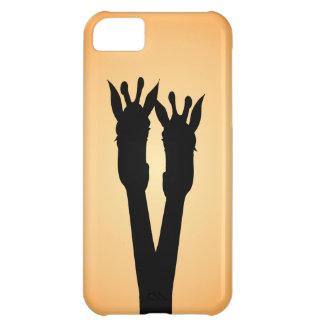 Giraffe Love iPhone 5C Case