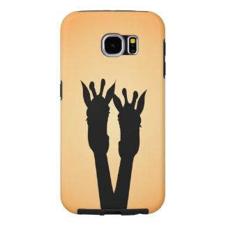 Giraffe Love Samsung Galaxy S6 Cases