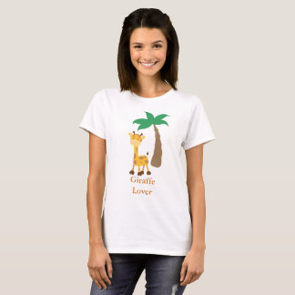Giraffe Lover T-Shirt