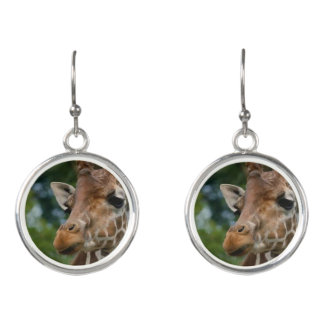 Giraffe Lovers Earrings