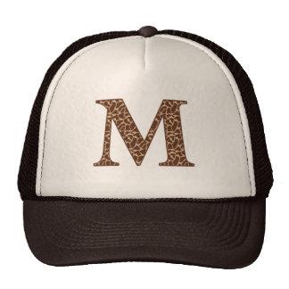 Giraffe M Trucker Hat