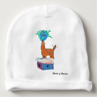 Giraffe Magic Baby Beanie