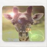 Giraffe Mouse Pads