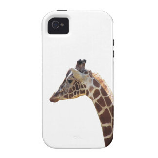 Giraffe Neck and Head iPhone4 Case