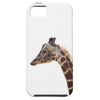 Giraffe Neck and Head iPhone 5 Covers
