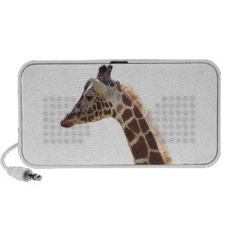 Giraffe Neck and Head Travel Speaker