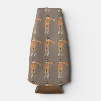 Giraffe & Owl Bottle Cooler