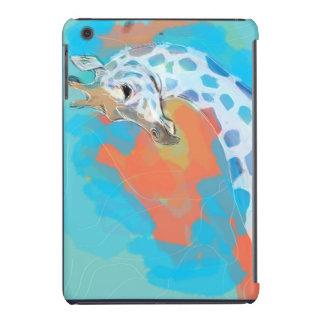 Giraffe Painting iPad Mini Case
