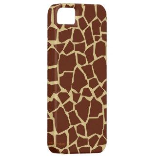 Giraffe Pattern Animal Print Fun iphone 5 Cover