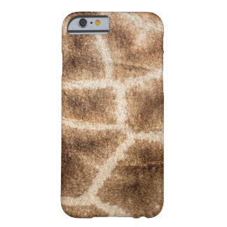 Giraffe pattern barely there iPhone 6 case