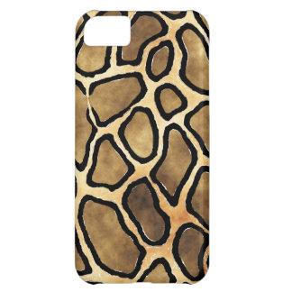 GIRAFFE PATTERN iPhone 5 Case-Mate Case
