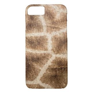 Giraffe pattern iPhone 7 case