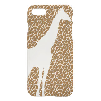 Giraffe Pattern iPhone 7 Case