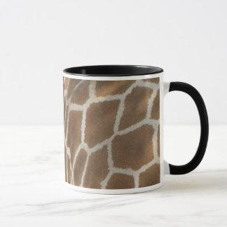 Giraffe Patterned Coffee Mug