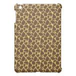 Giraffe Pern  iPad Mini Case