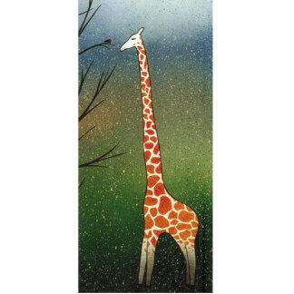 Giraffe Cut Outs