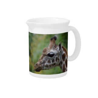 Giraffe Pitcher