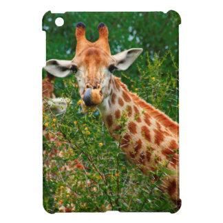 Giraffe Portrait, Kruger National Park Cover For The iPad Mini