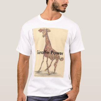 Giraffe Power T-Shirt
