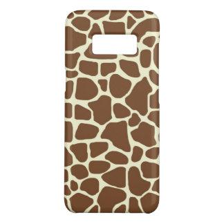 Giraffe print Case-Mate samsung galaxy s8 case