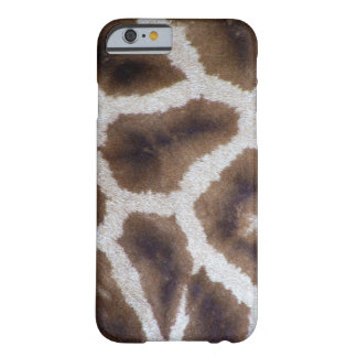 Giraffe Print Cell Phone Cover