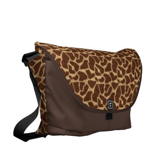 Giraffe Print Commuter Bags
