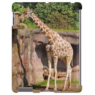 Giraffe print ipad barely there case