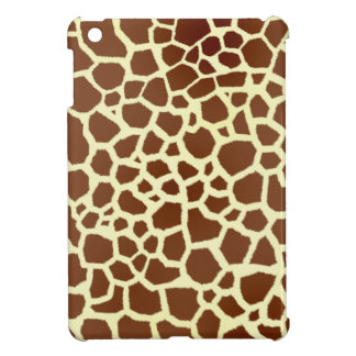 Giraffe Print iPad Mini Case