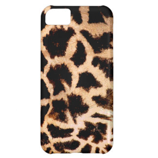 giraffe print iPhone 5C case