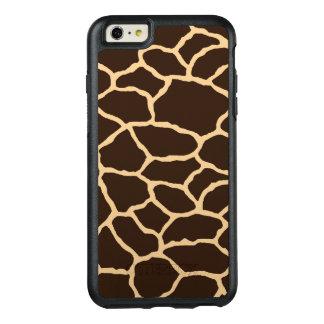 Giraffe Print OtterBox iPhone 6/6s Plus Case