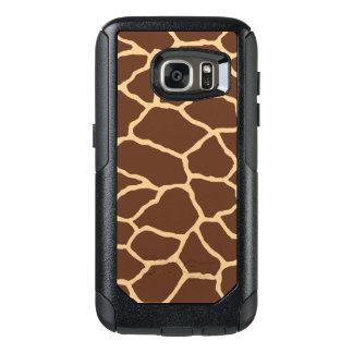 Giraffe Print OtterBox Samsung Galaxy S7