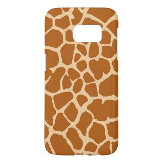 Giraffe Print Pattern Safari Theme Room Decor
