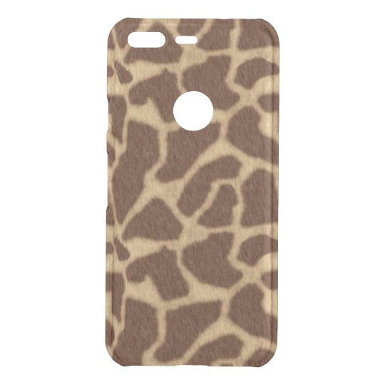 Giraffe Print Uncommon Google Pixel Case