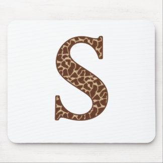 Giraffe S Mouse Pads