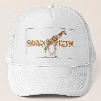 Giraffe Safari Kenya Cap